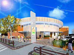 医療モール クリニック開業 歯科医院開業 建築デザイン