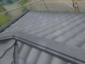 台風 屋根瓦 補修