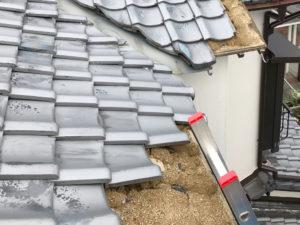 屋根瓦 工事