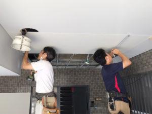 節水トイレ 改修 つまり 設計デザイン オフィス改修 配管工事